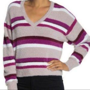NWT Splendid * Cozy Striped Sweater